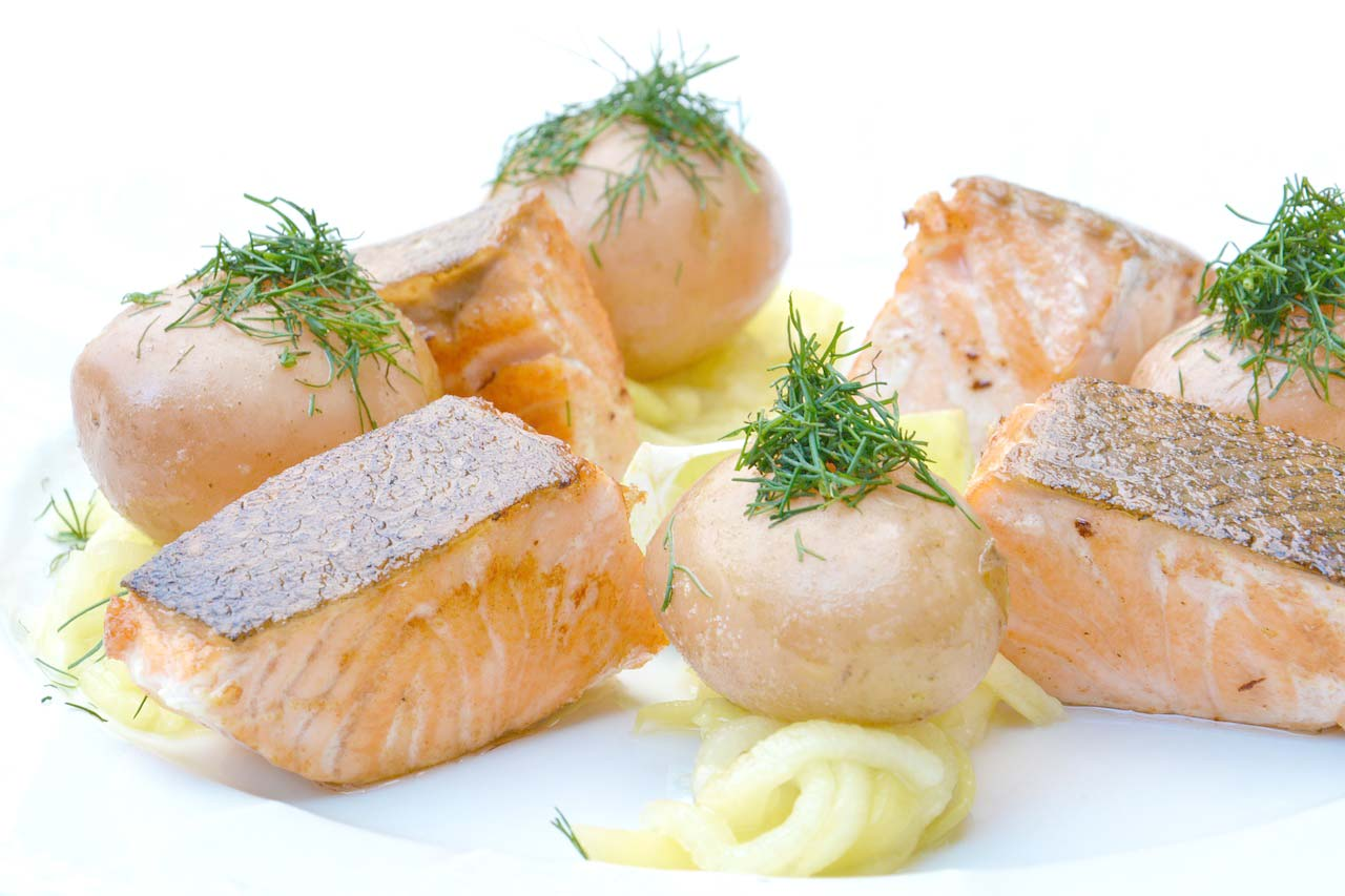 Top 7 Foods For Nasal Polyps Salmon